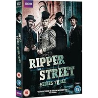 Ripper Street - Series 3 DVD