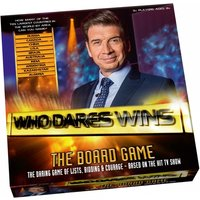 Who Dares Wins The Board Game