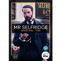 Mr Selfridge Series 1 & 2 DVD