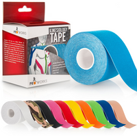 Proworks Kinesiology Sports Tape - Light Blue