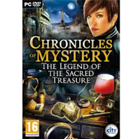 Chronicles of Mystery The Legend of the Sacred Treasure Game