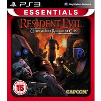 Resident Evil Operation Raccoon City Game (Essentials)