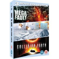 Disaster Triple Pack Megafault / Ice Quake / Collision Earth