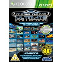 SEGA Mega Drive Ultimate Collection Game (Classics)