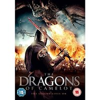 Dragons Of Camelot DVD