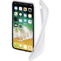Hama Crystal Clear Cover for Apple iPhone X, transparent