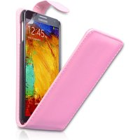 Yousave Samsung Galaxy Note 2 Leather Effect Flip - Pink
