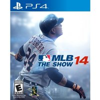 MLB 14 the Show PS4 Game