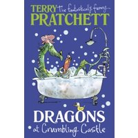 Dragons at Crumbling Castle: And Other Stories by Terry Pratchett (Paperback, 2015)