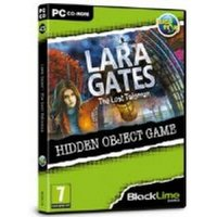 Lara Gates: The Lost Talisman Hidden Object Game for PC (CD-ROM)