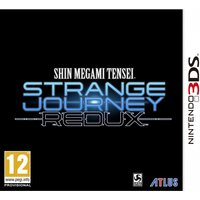 Shin Megami Tensei Strange Journey Redux 3DS Game
