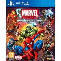 Marvel Pinball Greatest Hits Volume 1 PS4 Game