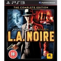 LA Noire The Complete Edition Game