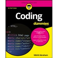 Coding For Dummies by Nikhil Abraham (Paperback, 2016)