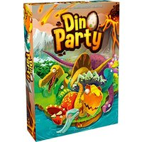Dino Party Board Game