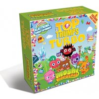 Moshi Monsters Top Trumps Turbo Card Game Set