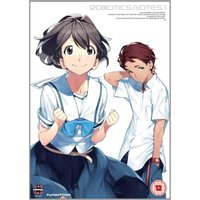 Robotics Notes Part 1 Episodes 1-11 DVD