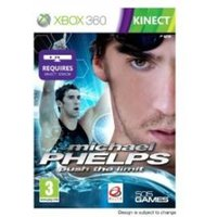 Kinect Michael Phelps Push The Limit Game