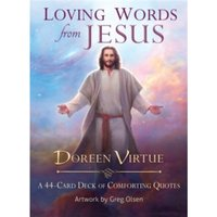 Loving Words from Jesus : A 44-Card Deck of Comforting Quotes