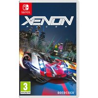 Xenon Racer Nintendo Switch Game