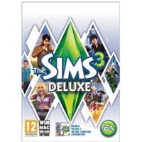 The Sims 3 Deluxe (Includes The Sims 3 & Ambitions Expansion Pack)