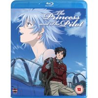 The Princess And The Pilot Blu-ray