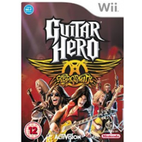 Guitar Hero Aerosmith Solus Game