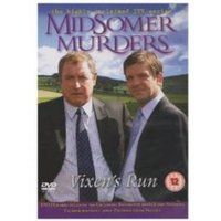 Midsomer Murders - Vixen's Run DVD