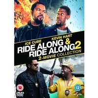 Ride Along 1 & 2 DVD