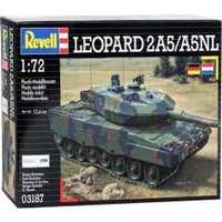 Leopard 2A5 / A5NL 1:72 Revell Model Kit