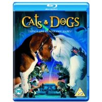 Cats & Dogs Blu Ray