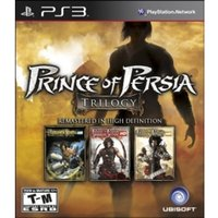 Prince of Persia Trilogy in HD Game PS3 (#)