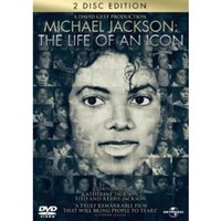 Michael Jackson The Life Of An Icon DVD