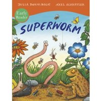 Superworm Early Reader