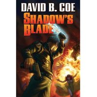 Case Files Of Justis Fearsson Book 3: Shadow's Blade