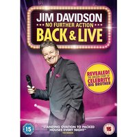 Jim Davidson Live - No Further Action DVD
