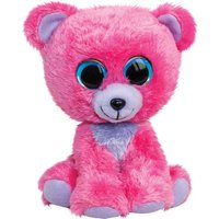 Lumo Stars Classic Bear Raspberry Plush Toy