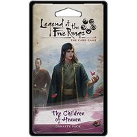 Legend Of The Five Rings L5R LCG The Children of Heaven Reign Expansion