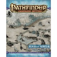 Pathfinder Campaign Setting Reign of Winter Poster Map Folio