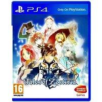 Tales Of Zestiria PS4 Game