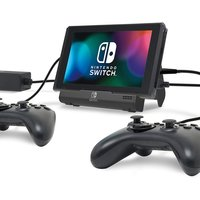 Official Licensed Nintendo Switch MultiPort Playstand Dock and Charger
