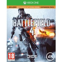 Battlefield 4 Limited Edition Game Xbox One
