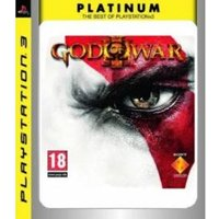 God Of War III 3 Game (Platinum)