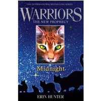 MIDNIGHT (Warriors: The New Prophecy, Book 1) by Erin Hunter (Paperback, 2011)