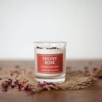 Velvet Rose (Pastel Collection) Votive Candle