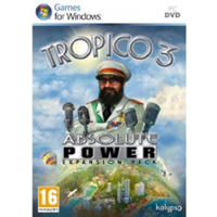Tropico III 3 Absolute Power Expansion Pack Game
