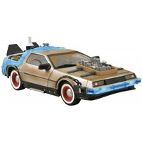 Ex-Display Delorean (Back to the Future Part III) Time Machine by Diamond Select Toys Used - Like New