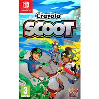 Crayola Scoot Nintendo Switch Game