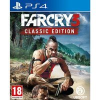 Far Cry 3 Classics Edition PS4 Game