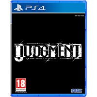 Judgment PS4 Game